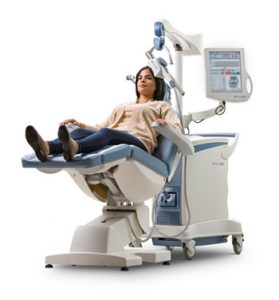 TMS Therapy Chair