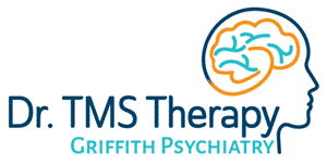 Logo Dr TMS Therapy St Petersburg